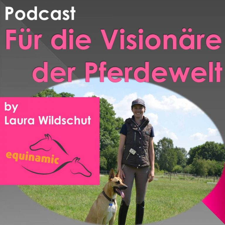 Podcast equinamic und Peggy Kropp